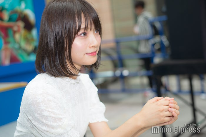 青木百花さん(C)モデルプレス