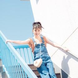 乃木坂46堀未央奈のデニムコーデが可愛い!愛くるしい表情にも注目