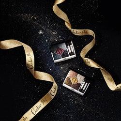 """【DIORクリスマスコフレ2020】""""雪の結晶""""が美しい 煌めくアイシャドウ・リップなど限定アイテムお目見え"""