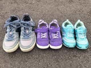 梅雨でもスッキリ! 子どもの靴洗いが劇的にラクになる方法!【ラクに楽しく♪特集】