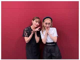 """川口春奈、""""女神""""加藤ミリヤの配信ライブで号泣「心が浄化されました」"""