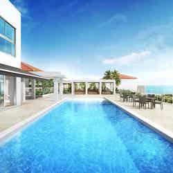 沖縄「ロワジール テラス&ヴィラズ 古宇利」全室スイートの極上リゾートホテル