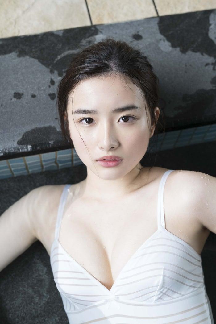 安倍乙(C)佐藤裕之/週刊プレイボーイ