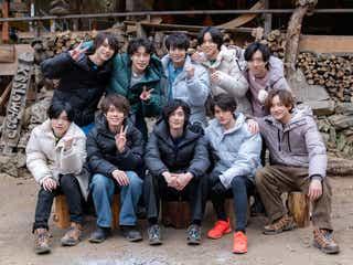 アミューズ「チーム・ハンサム!」冠番組決定 小関裕太、初回収録は「あまりに衝撃的な経験」