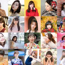 """モデルプレス - """"日本一のミスキャンパスを決める""""ミスコン、美女揃いの候補者出揃う<Miss of Miss 2018>"""