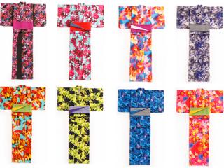 今年の夏祭りは大人っぽい浴衣で視線を釘付け!蜷川実花デザインの浴衣が限定発売
