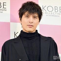 城田優、過去に共演・武井咲の結婚にコメント 自身の予定も明かす<神コレ2017A/W>