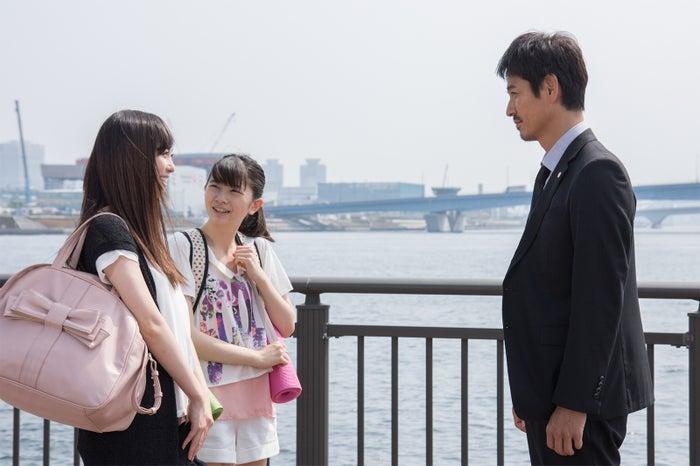 ドラマ「刑事 犬養隼人」より(画像提供:朝日放送)
