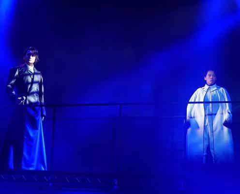 人間とは… 中川晃教・小西遼生が好対照な個性で魅せる、Musical『DEVIL』レポート