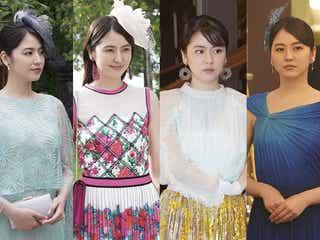 長澤まさみ、7着以上のドレス姿で魅了<映画版「コンフィデンスマンJP」第2弾>