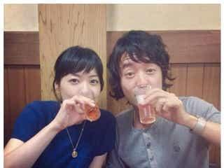 上野樹里、夫・和田唱と2ショットで結婚1周年を報告「幸せなエネルギーをいただいた」