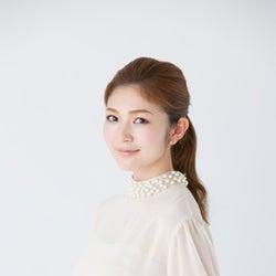 田中順也選手との結婚を発表した宇井愛美/(c)LesPros Entertainment Co., Ltd.