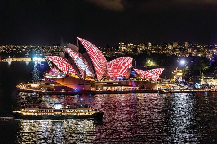 フォトジェニックすぎる光の祭典に世界も注目!一度は見たいオーストラリア「ビビッド・シドニー」/Destination NSW