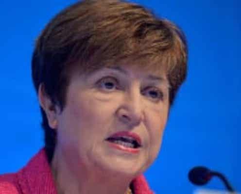 IMF理事会、世銀報告書へのゲオルギエワ氏の関与を調査=報道官