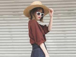 おしゃれに紫外線をカットしたい♡センスアップも叶う夏のトレンド帽子LIST