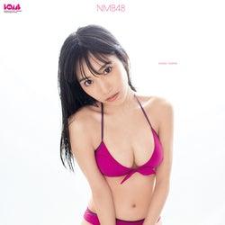 NMB48横野すみれ、ビキニでSEXYボディ披露