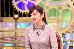 斉藤由貴(C)日本テレビ