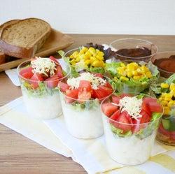 重ねるだけで完成しちゃう♡ピクニックに持っていきたいグラスレシピ