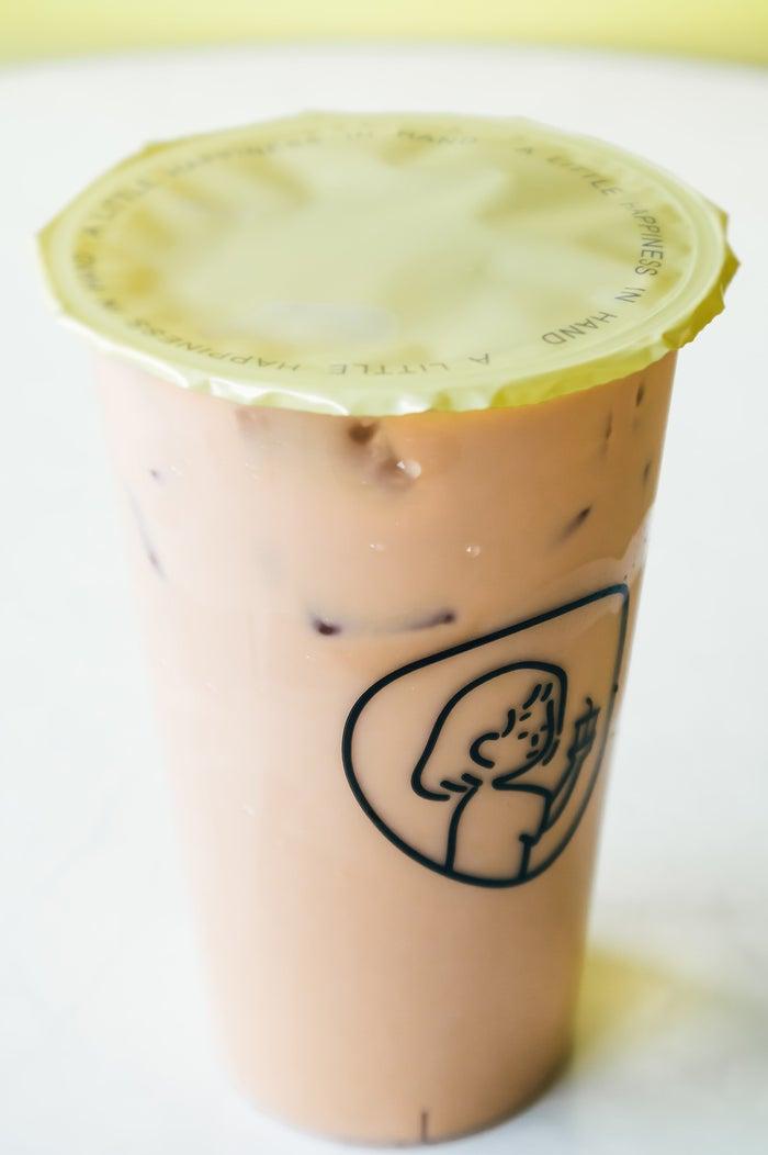 香港ミルクティー※数量限定/画像提供:H.C合同会社