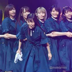 松田里奈「欅坂46 3rd YEAR ANNIVERSARY LIVE」(C)モデルプレス