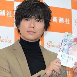NEWS加藤シゲアキ、3年ぶり新作小説で関ジャニ∞丸山隆平を取材「ドラムを聴きに行きました」