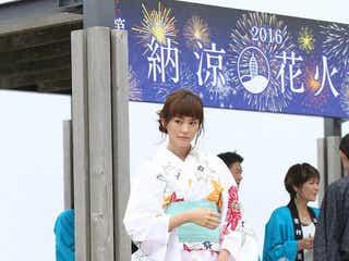 「好きな人がいること」桐谷美玲の浴衣姿&ヘアアレンジが可愛い!ポイントを解説