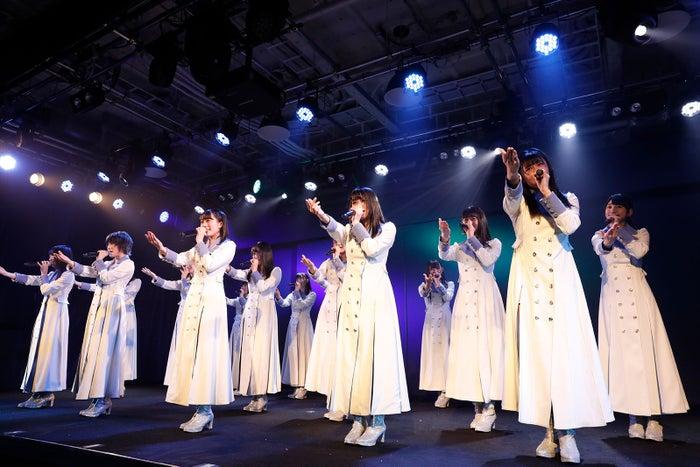 STU48 初日公演 「GO!GO! little SEABIRDS!!」公演(ゲネプロ)(C)STU
