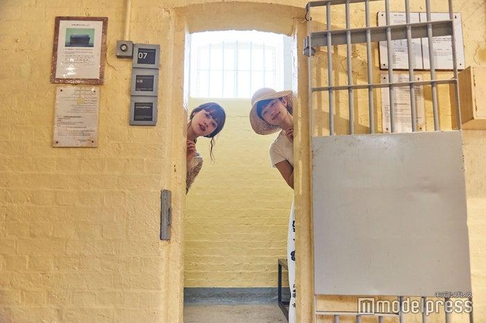 なんと、監獄に実際に入ることができるんです! (C)モデルプレス