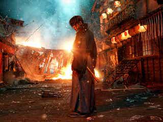 佐藤健主演「るろうに剣心」最終章、新場面写真で圧巻の佇まい フィギュア化も決定