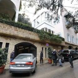 ゴーン被告の住居も爆発で被害 レバノン、ブラジル紙報道