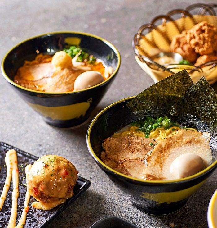 KINTON RAMEN 三軒茶屋/画像提供:KINKA FAMILY JAPAN