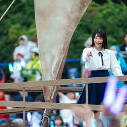 森田ひかる/「欅共和国2019」7月6日公演/撮影:上山陽介