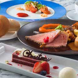 「ブルーバイユー・レストラン」シェフのおすすめコース(C)Disney