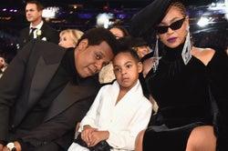 ジェイ・Z、妻・ビヨンセのリベンジ果たせず「第60回グラミー賞」無冠でも家族3人揃って来場