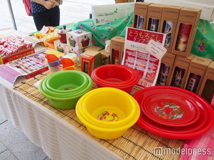 台湾雑貨/画像提供:日台食文化交流実行委員会