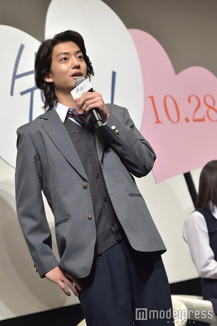 健太郎「俺じゃダメかな?」(C)モデルプレス