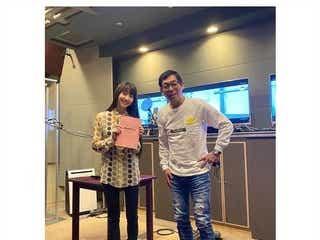 Cocomi、明石家さんまとの2ショット公開「親戚のおじちゃんと」