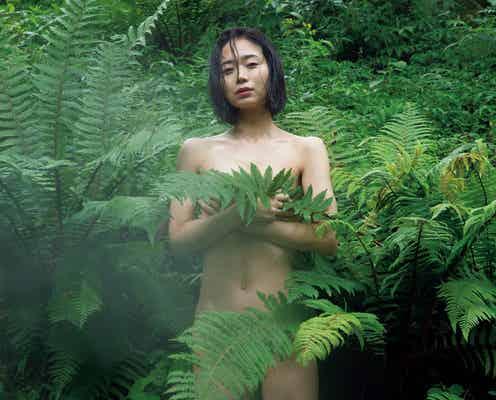 """「実際どうなの課」緑川静香、""""貧困時代""""をグラビアで再現 美ボディに釘付け"""