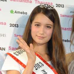 モデルプレス - 京都出身・美脚ハーフ美女がグランプリに決定!「2013ミス・ティーン・ジャパン」