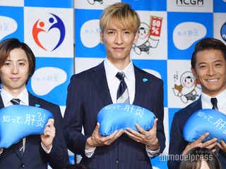 w-inds.橘慶太、乃木坂46を指名もパニック「メンバーの涼平くんが可愛い」