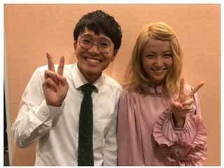 """Dreamに""""結婚申し込んでいた""""ミキ亜生、Amiと2ショットで「夢叶いました」"""