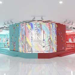 「SK-II Future X」伊勢丹新宿店公式サイト