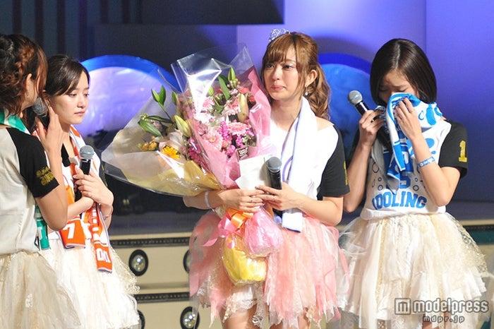 菊地亜美(右から2番目)がアイドリング!!!を卒業【モデルプレス】