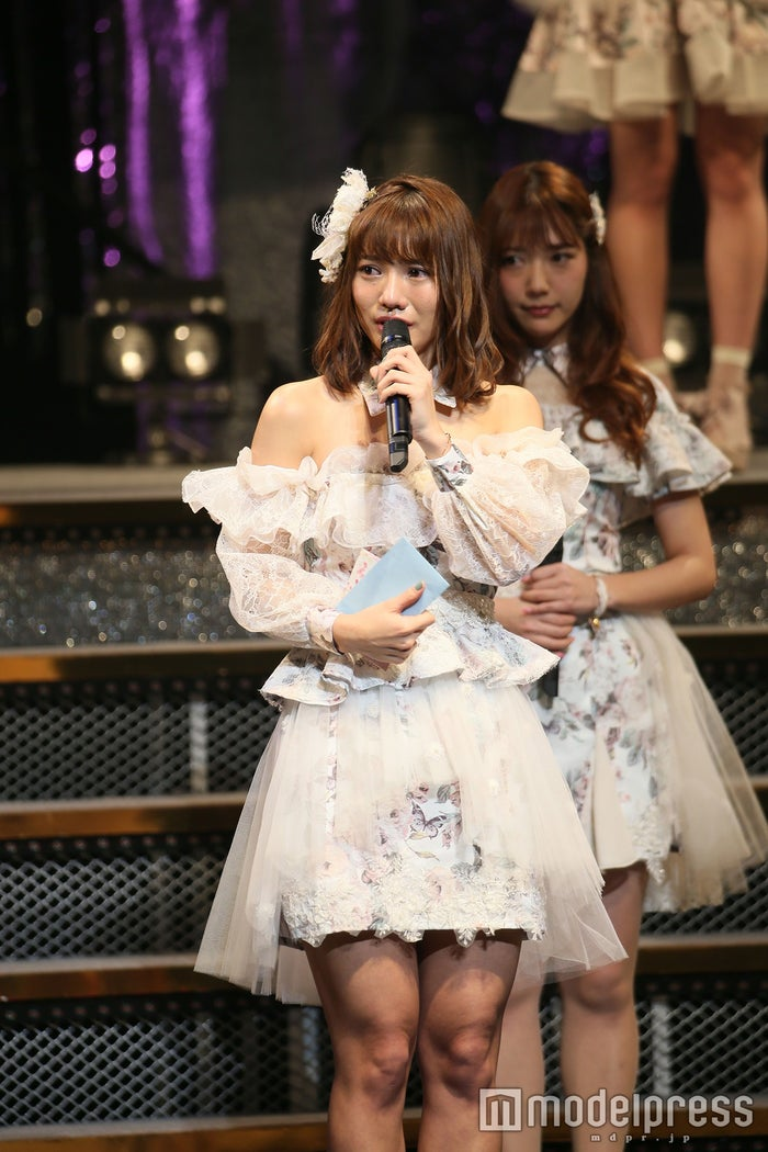 AKB48を卒業する高城亜樹(C)AKS