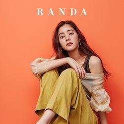 新木優子、ヘルシー素肌ちら見せ「RANDA」モデル抜擢で春の大人カジュアルコーデ披露