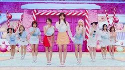 TWICE「Candy Pop」MVより (画像提供:ワーナーミュージック・ジャパン)