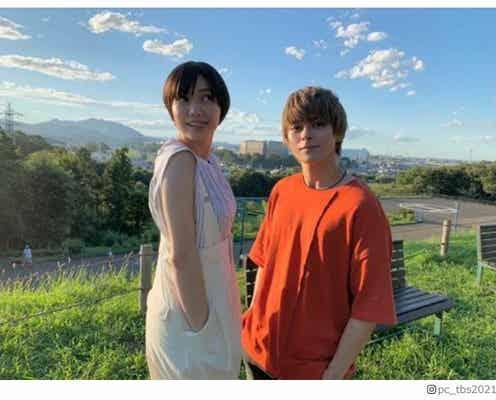 二階堂ふみ&眞栄田郷敦、オフショット公開で安心の声も「笑顔見られてよかった」