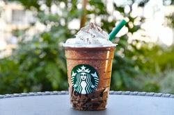 ダーク モカ チップ フラペチーノ/画像提供:スターバックス コーヒー ジャパン