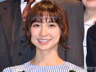 篠田麻里子、結婚発表の浅野ゆう子にコメント