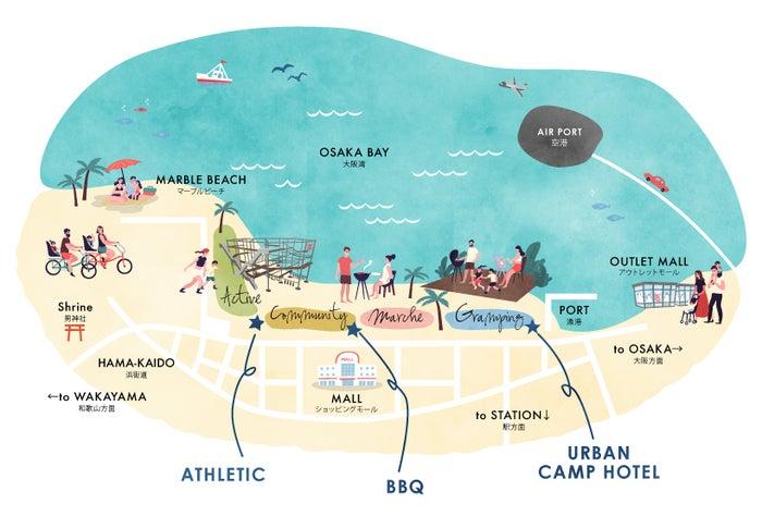 URBAN CAMP HOTEL Marble Beach/画像提供:デジサーフ